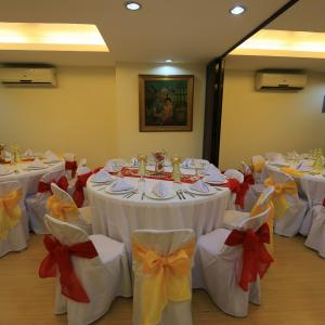 Function room Christmas party Alejandra Hotel 2