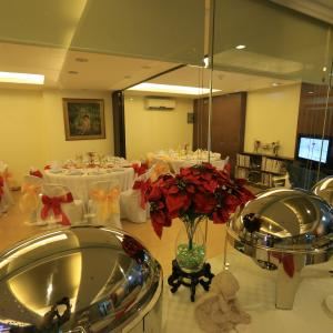 Alejandra Hotel Christmas party function room4
