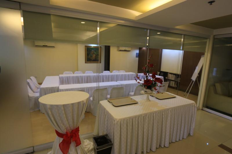 Conference seminar venue package, meetings - Alejandra Hotel Makati3